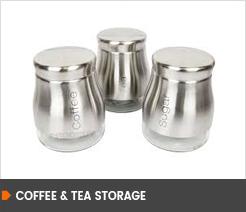 Coffee & Tea Storage