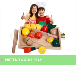 Pretend & Role Play